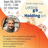 0001 Fall 2019 Mindful Mondays series Smith College