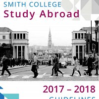 1 Smith College study abroad 16 page booklet