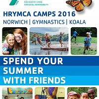 5 Camp brochure cover