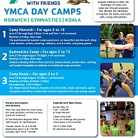 7 Camp full page print ad
